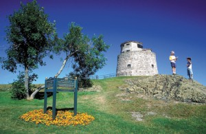 Carleton Martello Tower