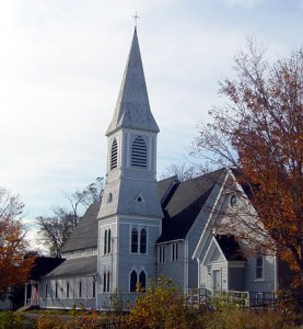Digby Trinity Anglican Church