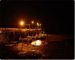 Dipper Harbour Wharf