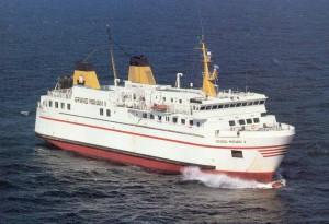 The Grand Manan V Ferry