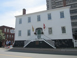 Loyalist House Saint John