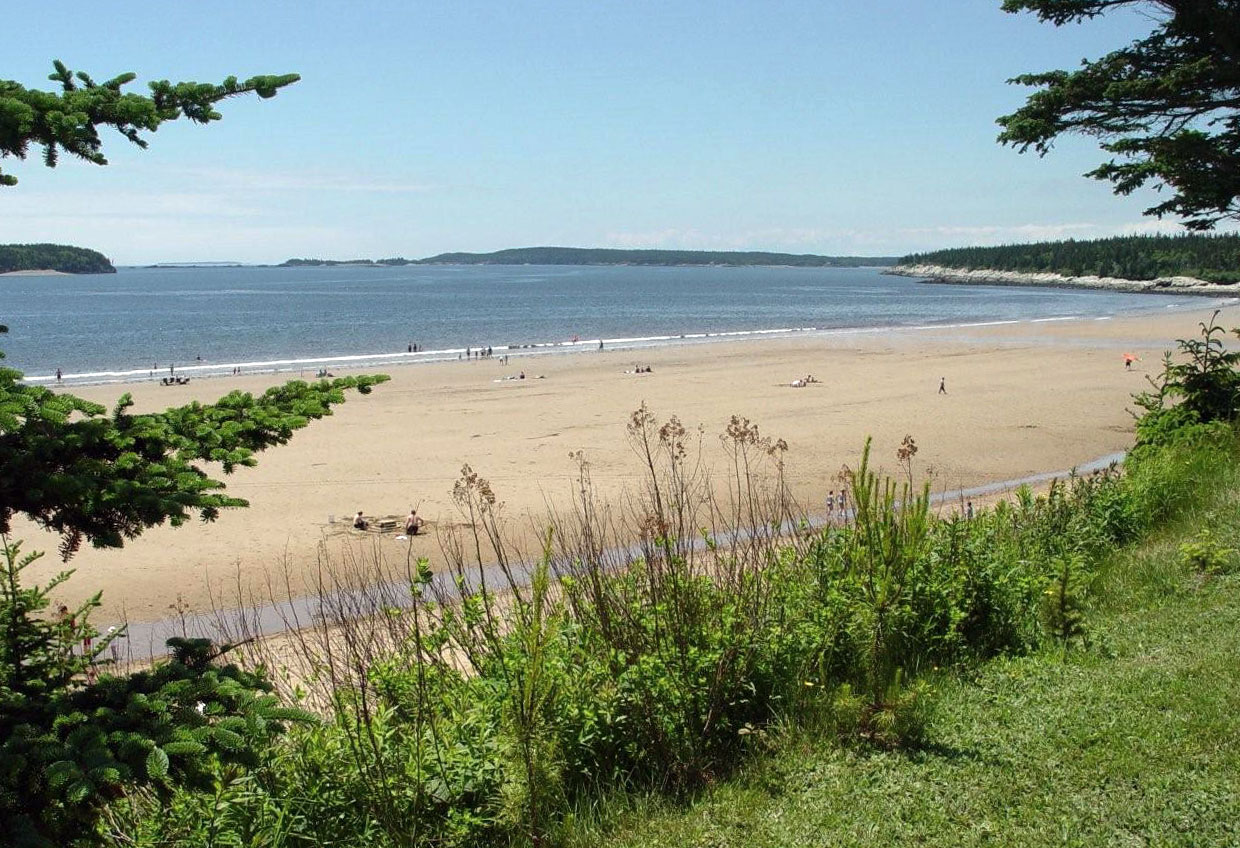 Bay of Fundy Beaches: Sea, Sand and Surf