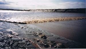 Petitcodiac River tidal bore