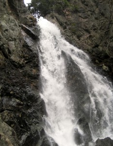 Third Vault Falls in Fundy National Park
