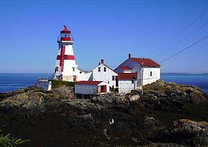 Head Harbour Lighthouse