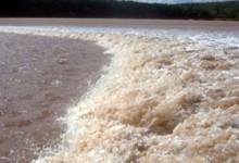 Tidal Bore Wave