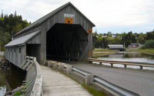 Twin Bridges in St. Martins
